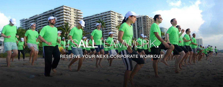V-Art of Wellness Team Building