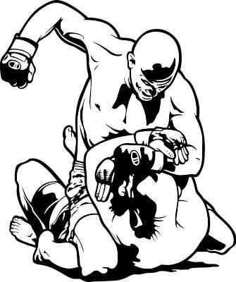 train like a mixed martial arts fighter v art of wellness rh v artofwellness com mma octagon clipart mma clip art free