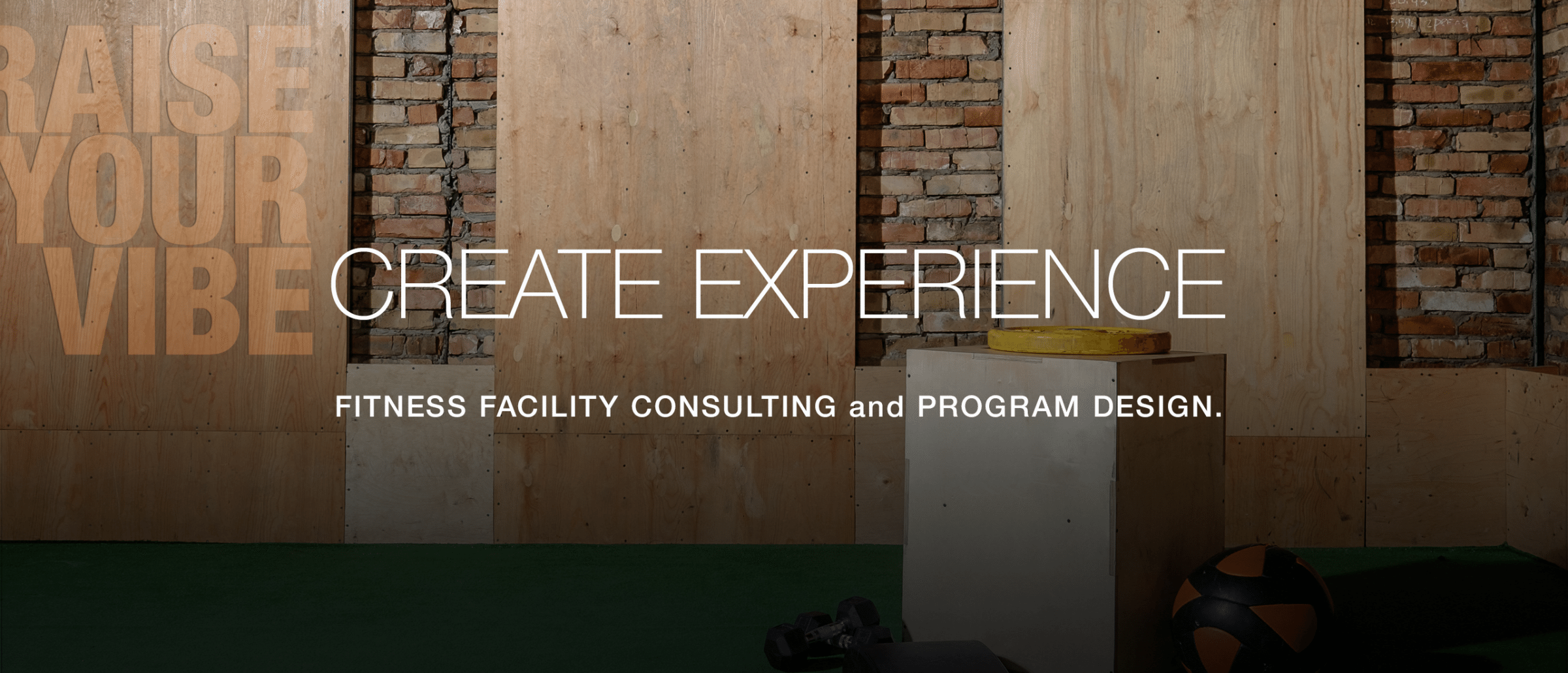 FITNESS FACILITY CONSULTING And PROGRAM DESIGN
